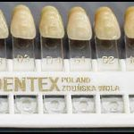 Dentex teeth shades